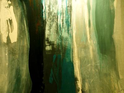 Veiled falls