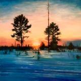 Winter's Blush
