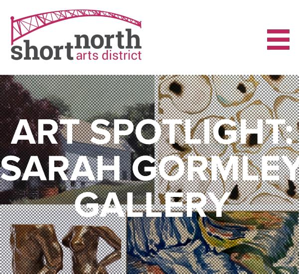 Sarah Gormley Gallery Opening